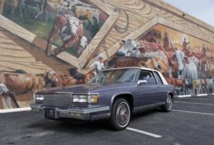 Cadillac Coupe Deville 1987 V8 Servo eFH Klima