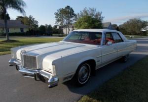 Chrysler New Yorker Brougham 6.6L V8 Big Block