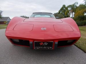 Corvette C3 1975 V8 Klima Servo TILT HU/AU H-Kennzeichen