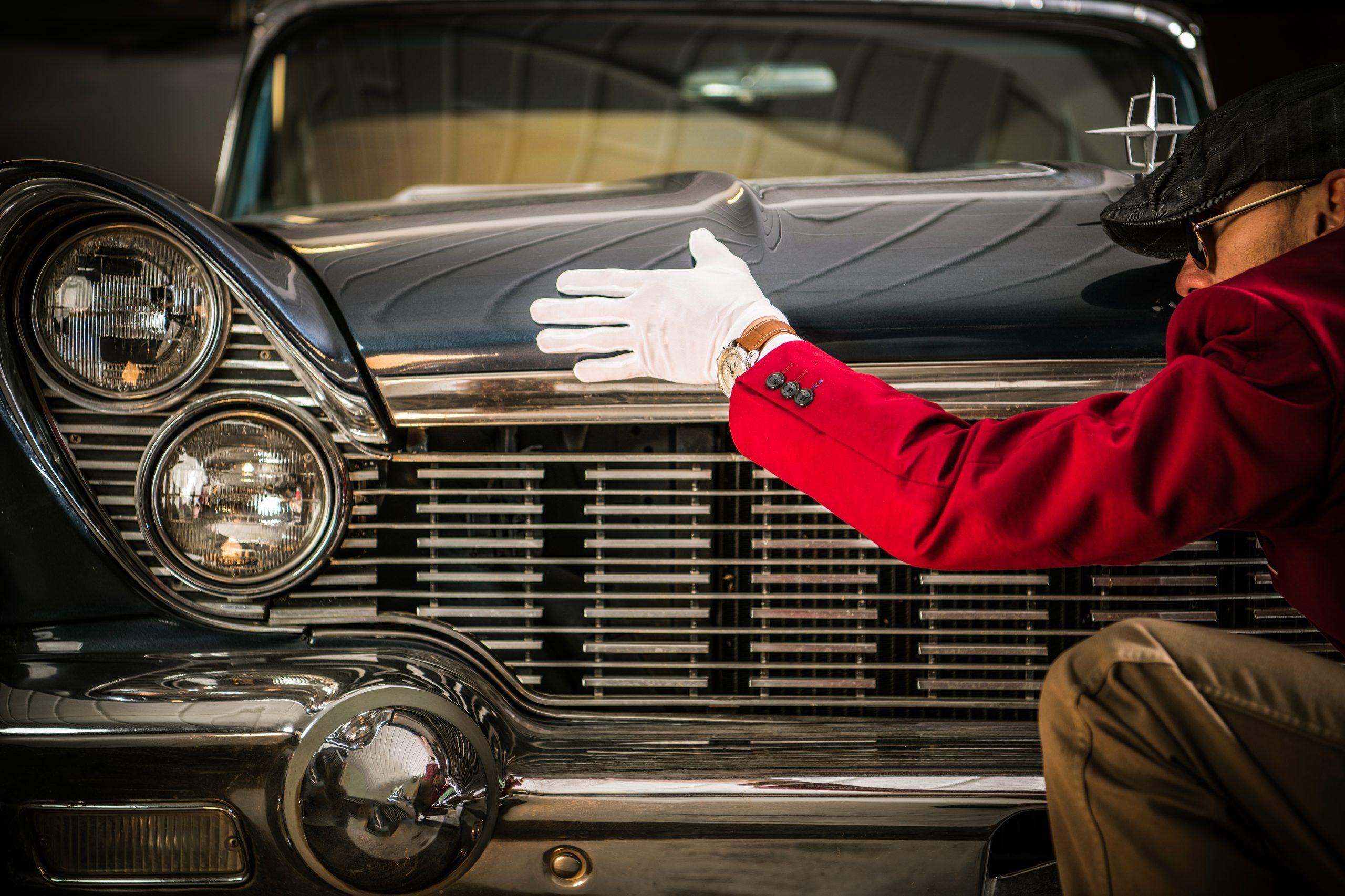 Karosserie Manufaktur für Oldtimer