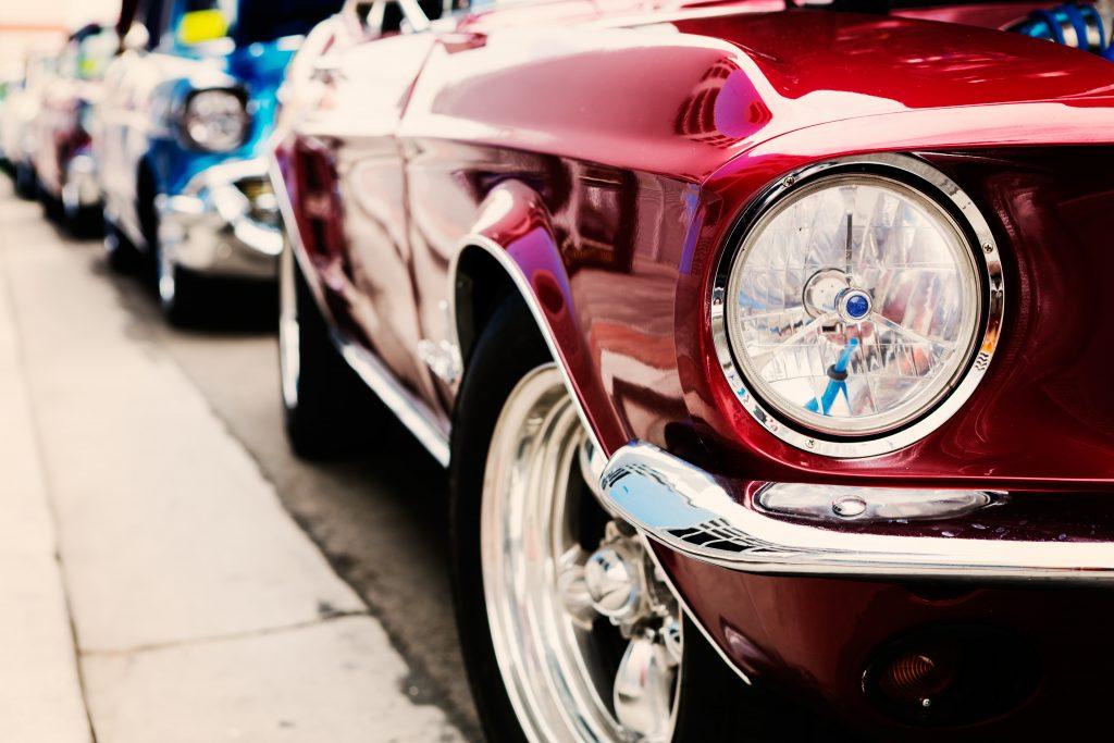 Wann ist ein Auto ein Oldtimer?