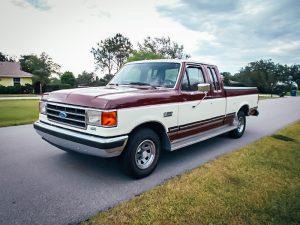 Ford F150 XLT 1989