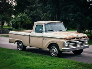 Ford F 100 Shortbed 1966