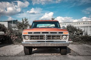 Ford F250 1977
