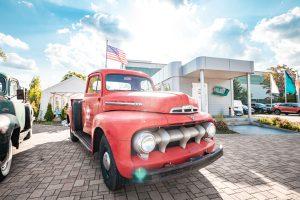 Ford F3 1951 V8