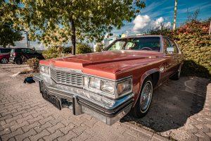 Cadillac DeVille Sedan 1977